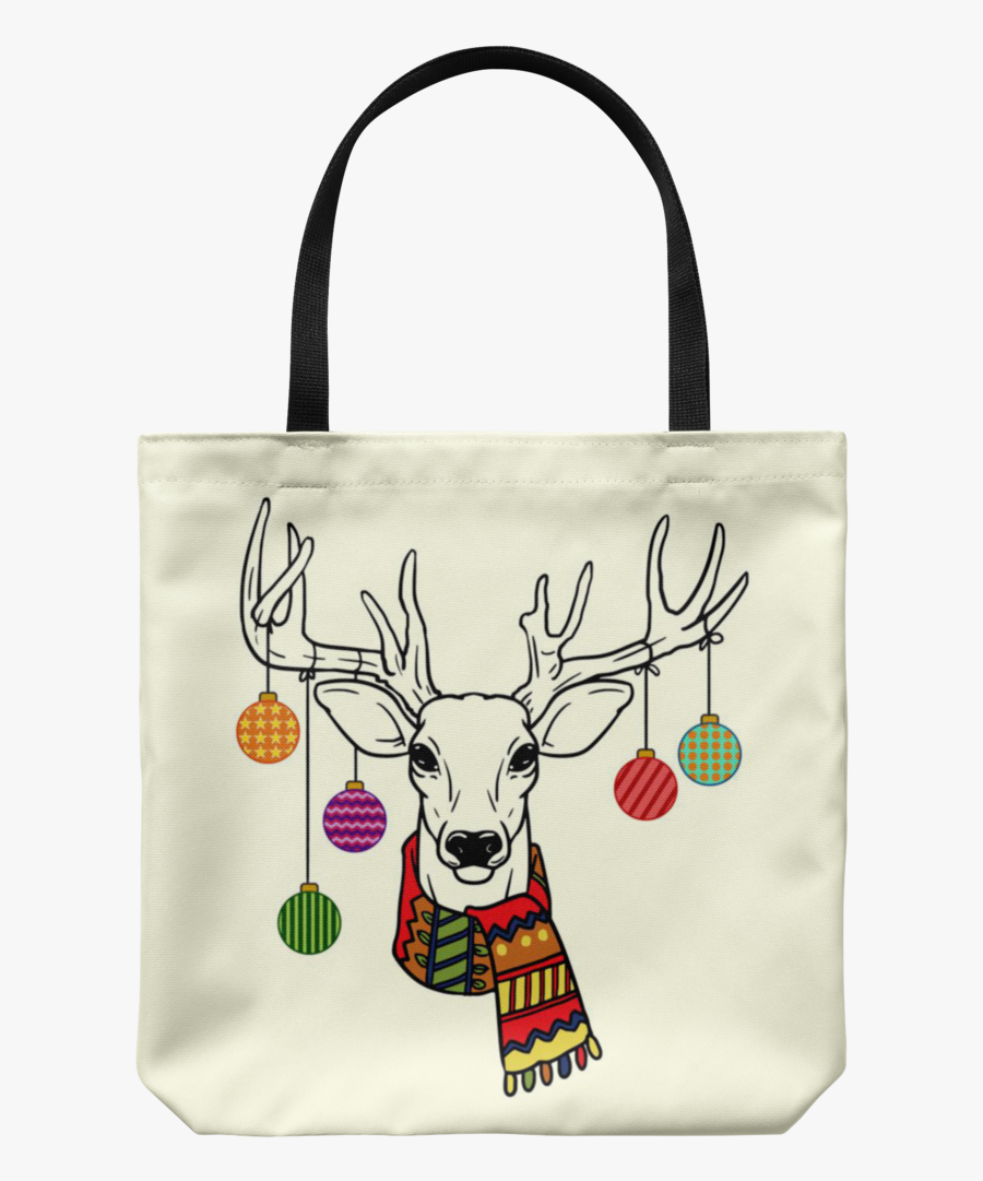 Transparent Grocery Bag Clipart - Tote Bag, Transparent Clipart