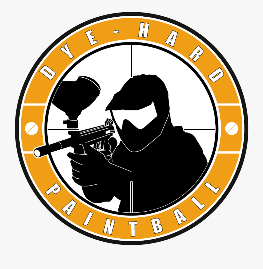 Banner Transparent Stock Shooting Clipart Paintball - Logo Paintball Png, Transparent Clipart