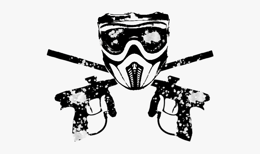 Logo Paintball Png - Paintball Png, Transparent Clipart