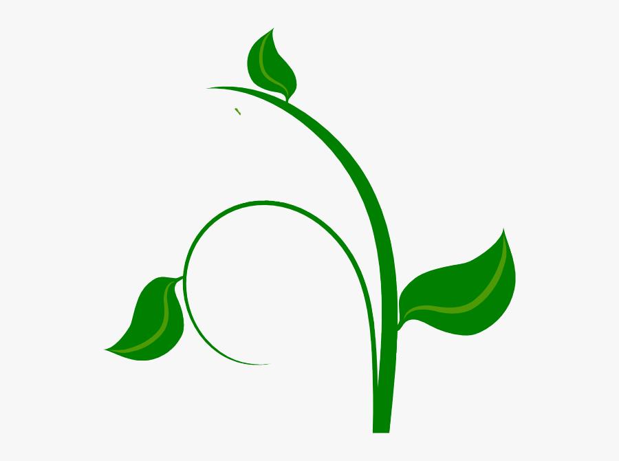 Green - Leaves - Border - Green Leaf Png Vector, Transparent Clipart
