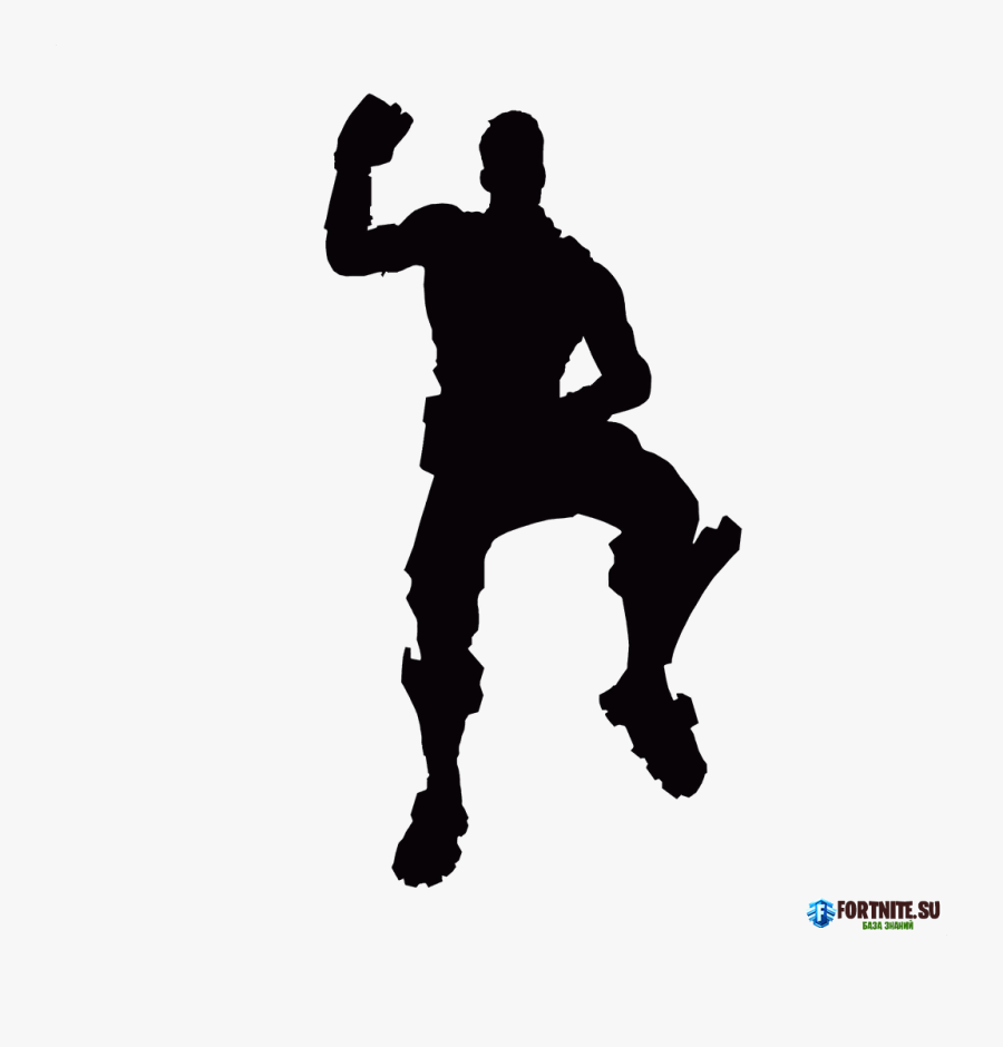 T Shirt Floss Silhouette Dance Image Fortnite Dance Svg Free Free Transparent Clipart Clipartkey