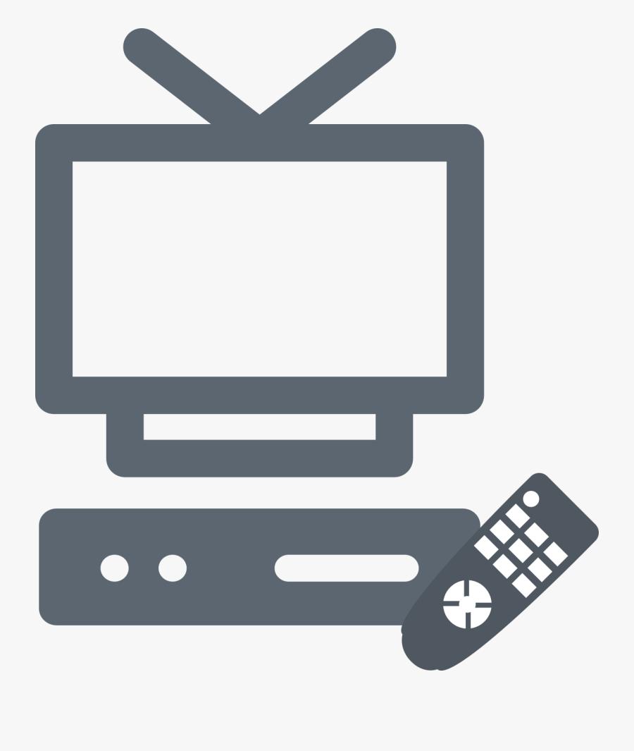Sdtv Dvr Lg - Set Top Box Icon, Transparent Clipart