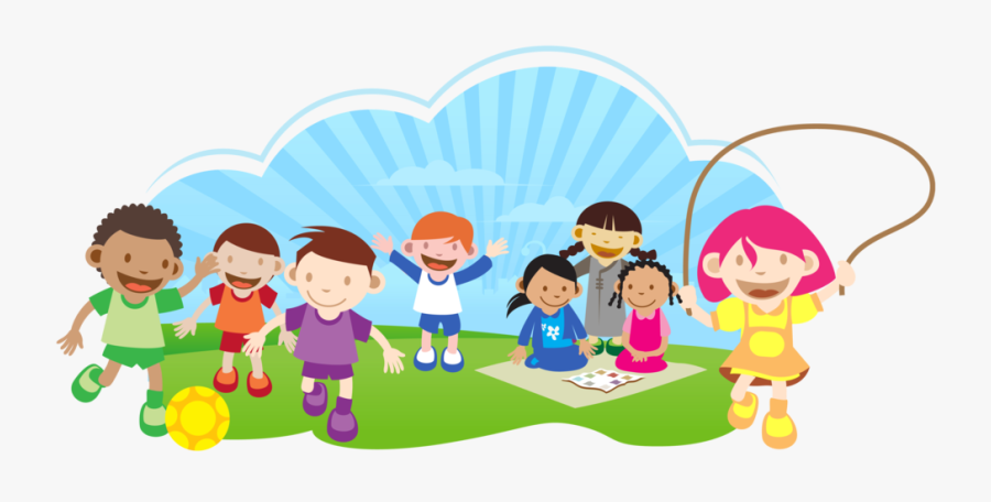 Play School Kids Png Images - Play Group, Transparent Clipart