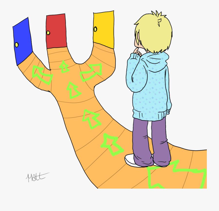 Help Me Grow - Children Making Decisions, Transparent Clipart