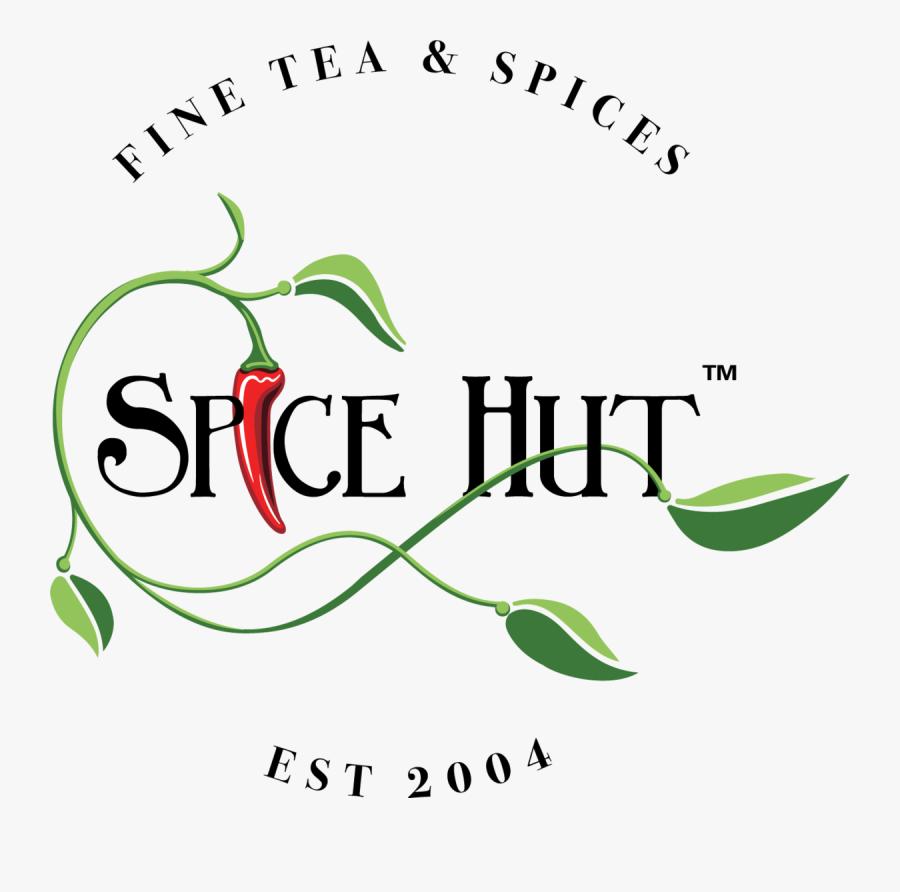 Spice Hut - Tea And Spices Logo, Transparent Clipart