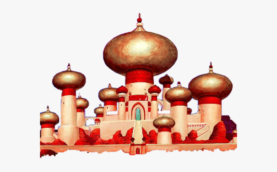 Palace Clipart Aladdin Castle Aladdin Palace Free Transparent