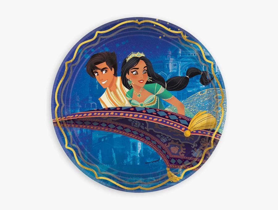 Transparent Its A Boy Banner Clipart - Aladdin 2019 Party Supplies, Transparent Clipart