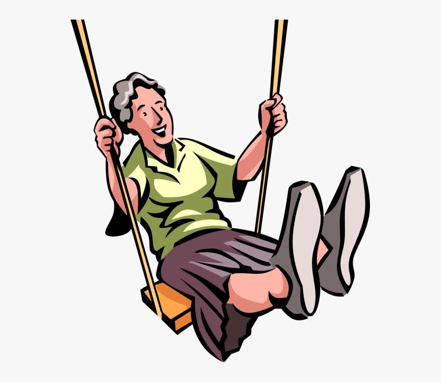 Transparent Senior Citizen Png - Old Age, Transparent Clipart