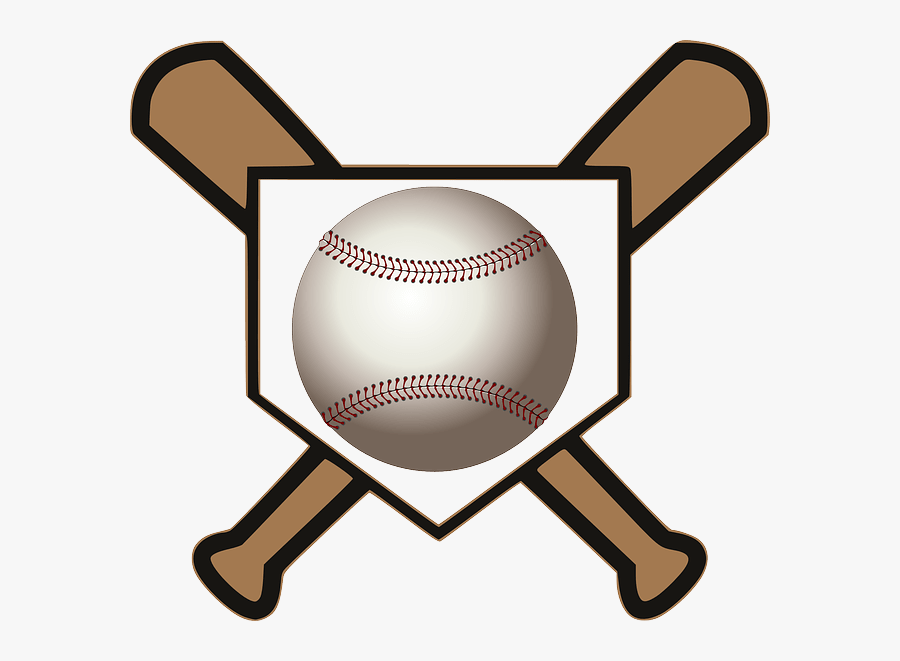Baseball Jokes For Kids Fun Kids Jokes - Baseball Bat And Home Plate, Transparent Clipart