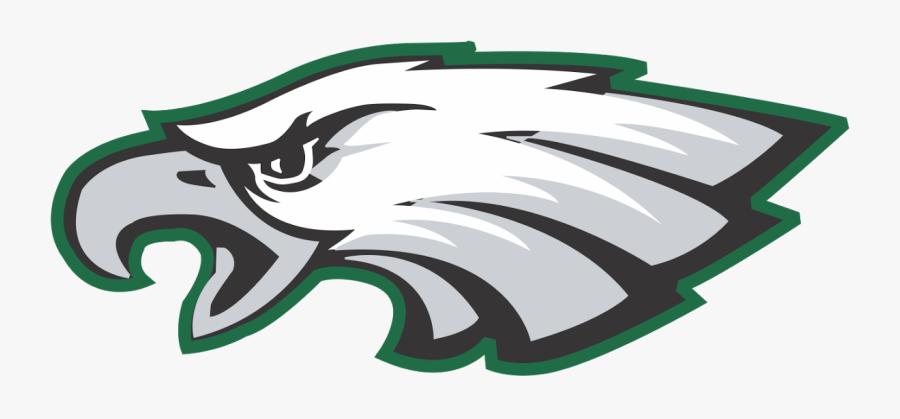 Transparent Soaring Eagle Clipart Black And White - La Sierra High School Mascot, Transparent Clipart