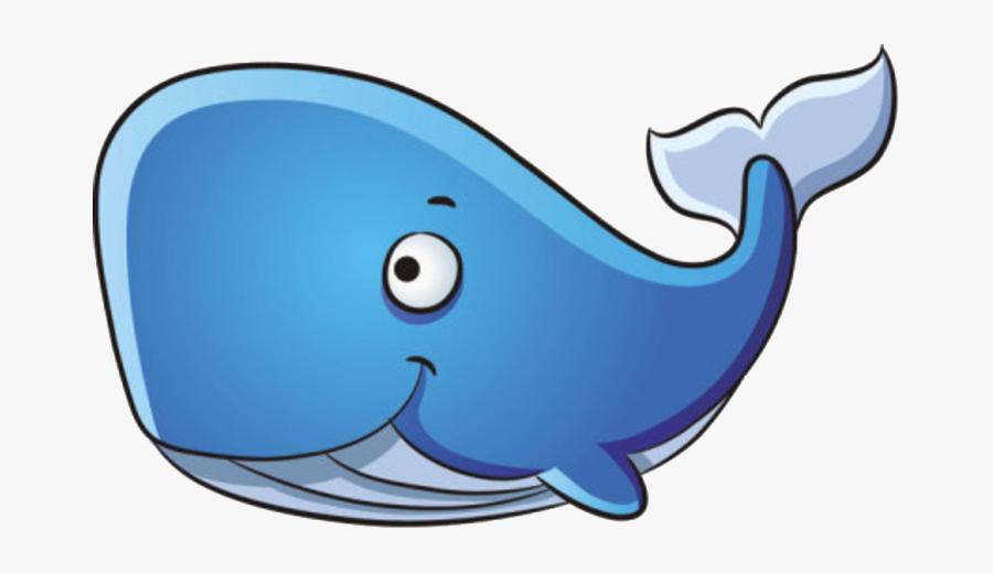Cartoon World Marine Clip - Whale Sea Animals Cartoon, Transparent Clipart