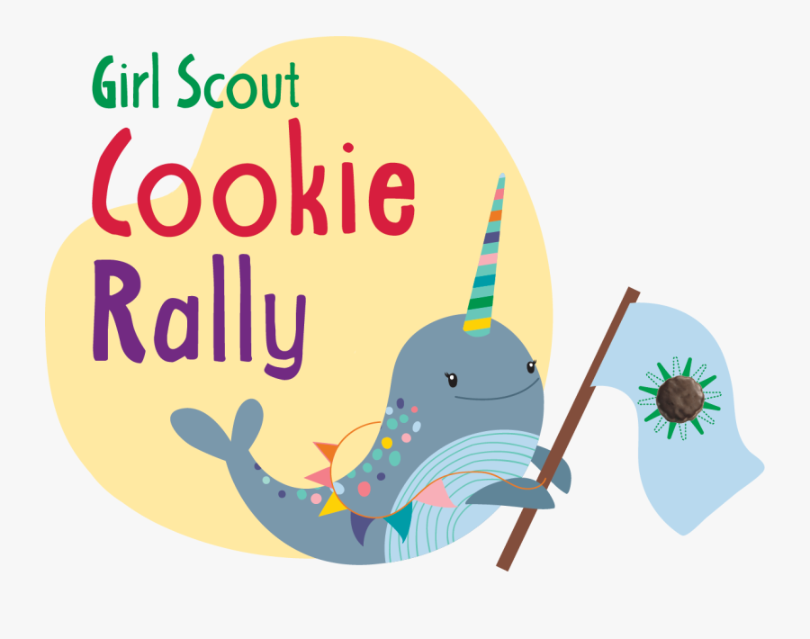 Transparent Scout Png - Girl Scout Cookie Rally 2019, Transparent Clipart