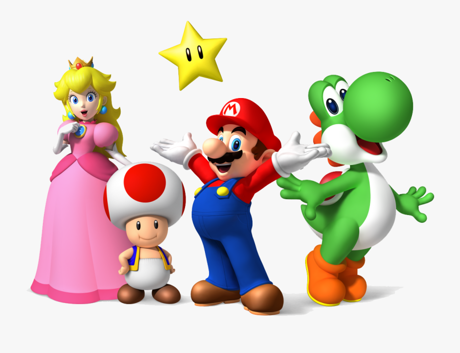Mario Party Png Pic - Mario Party 9, Transparent Clipart