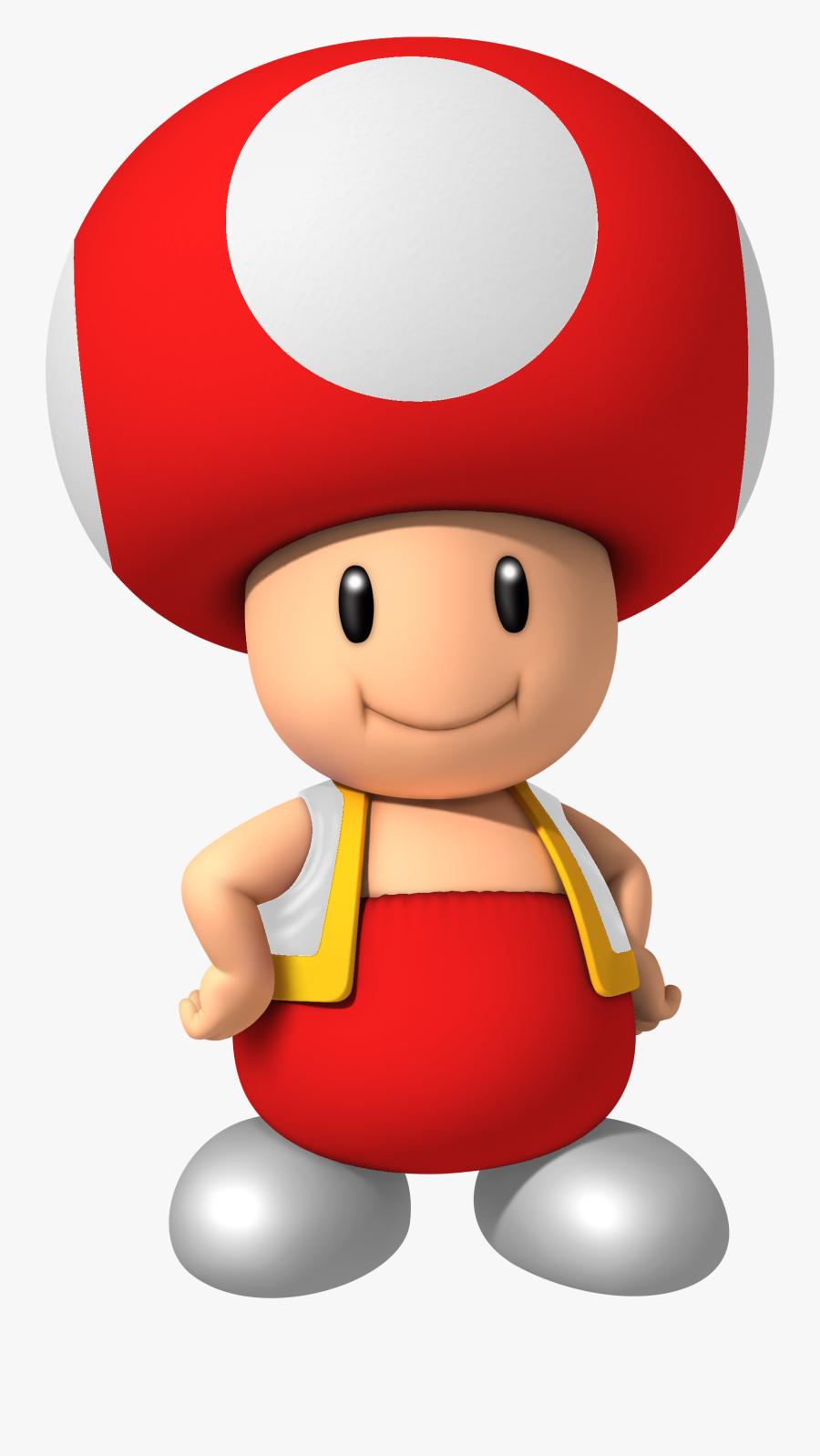 Super Mario Mushroom Png - Fire Toad Super Mario Bros, Transparent Clipart