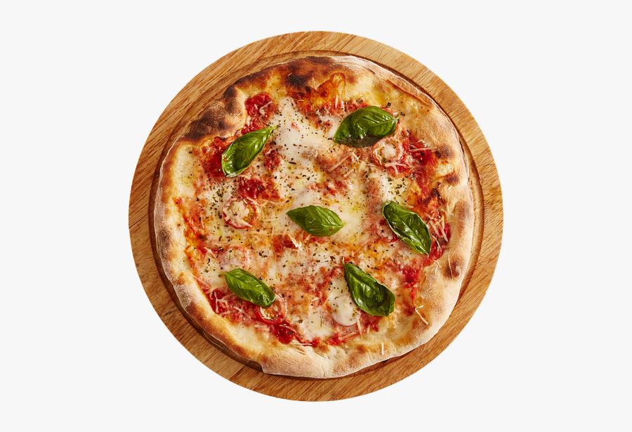 Italian Food Png - Pizza Margherita Png, Transparent Clipart