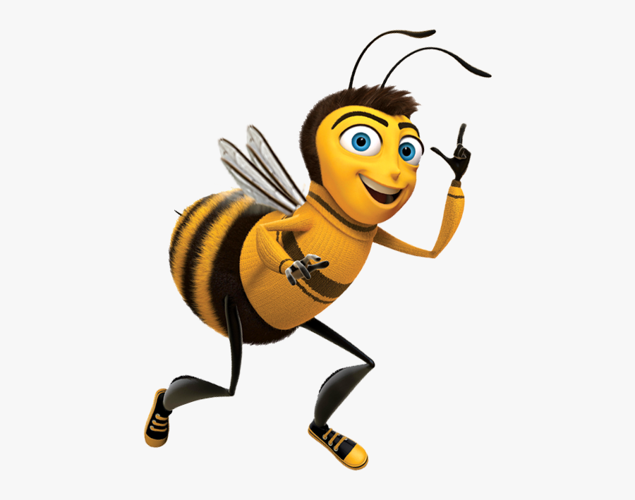 Contentuploads201404 - Bee From The Bee Movie, Transparent Clipart