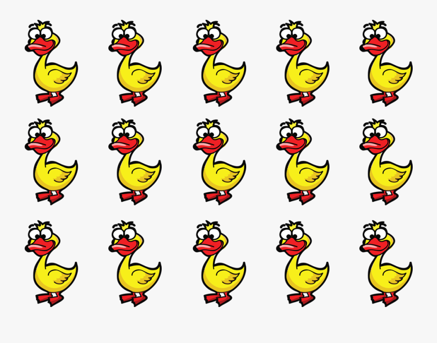 Collection Of Objects - Clip Art Counting Objects, Transparent Clipart