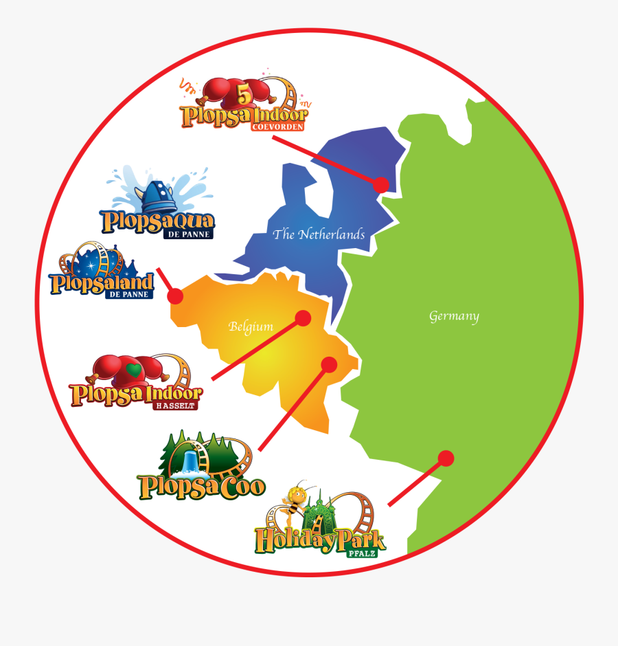 Our Theme Parks Are One Of Our Most Spectacular Successes - Theme Parks Germany Map, Transparent Clipart
