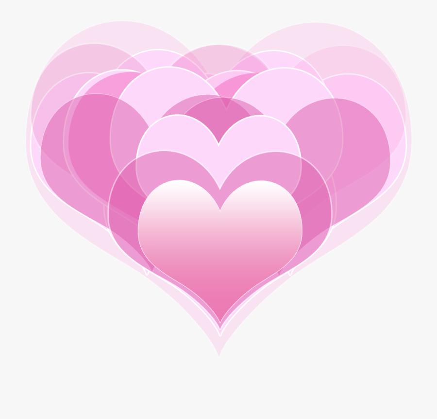 Valentine Day Heart Clipart - Hot Air Balloon, Transparent Clipart