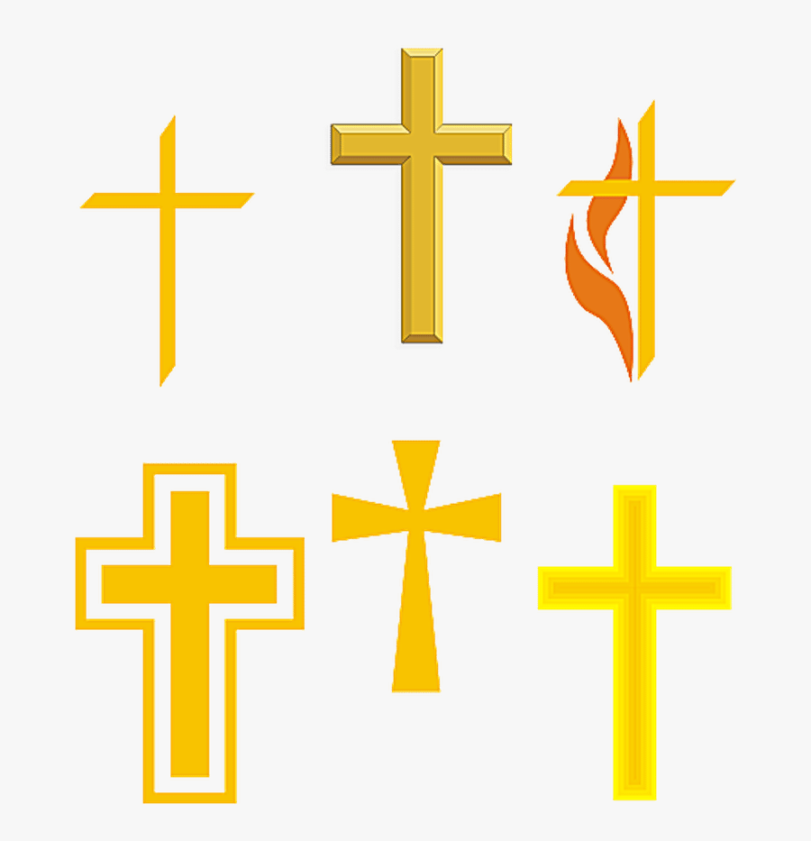 Take An Illustrated Tour Of Christian Symbols - Protestant And Catholic Symbols, Transparent Clipart