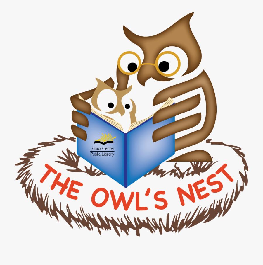 Nest Clipart Owl Nest - Owl Nest Clipart, Transparent Clipart