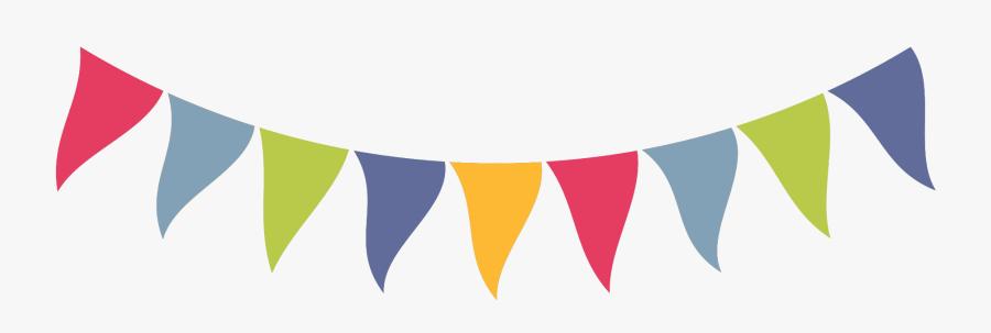 Banner Fiesta Png, Transparent Clipart