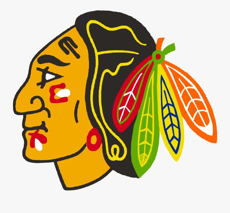 The Defending Stanley Cup Champs Chicago Blackhawks - Chicago Black Hawks, Transparent Clipart