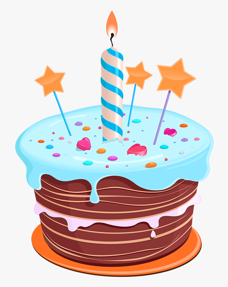 First Birthday Cake Png Clipart , Png Download - Birthday Cake Png Clipart, Transparent Clipart