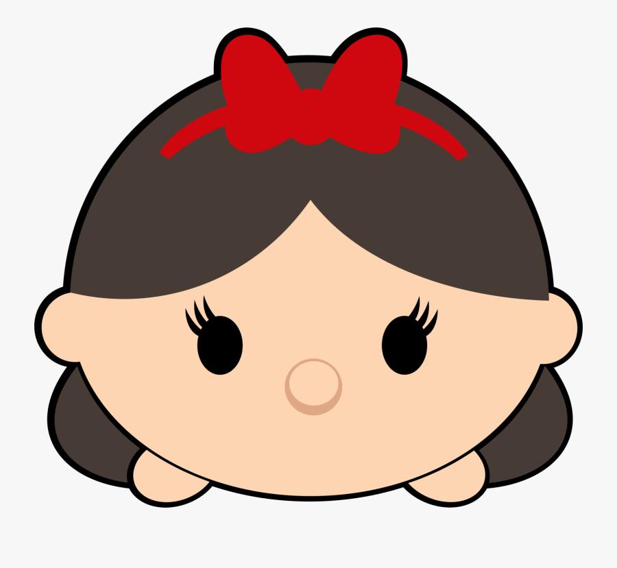 Disney Tsum Tsum Png - Tsum Tsum Character Png, Transparent Clipart