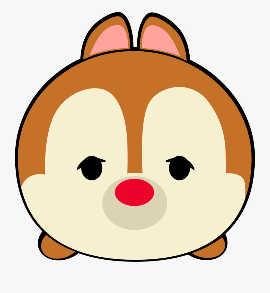 Disney Tsum Tsum Clipart Bambi - Emoji Disney Tsum Tsum, Transparent Clipart