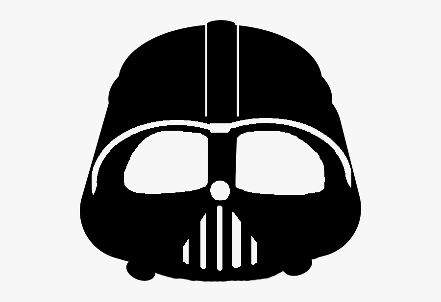 Darth Vader Tsum Tsum, Transparent Clipart