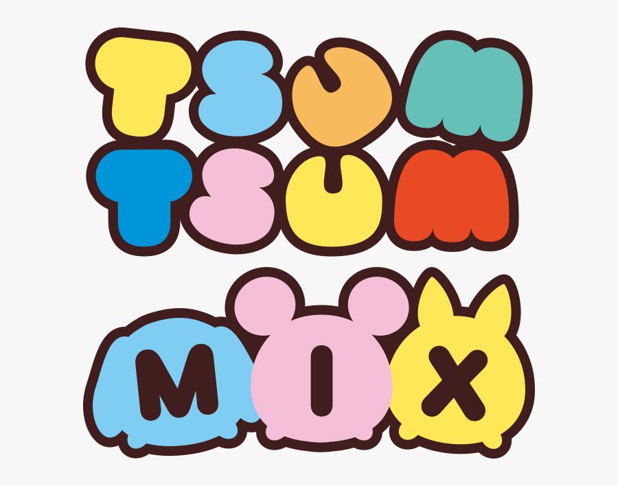 Tsum Tsum Logo Png, Transparent Clipart