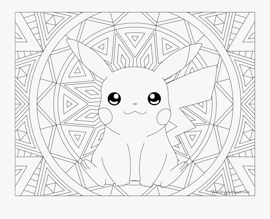 025 Pikachu Pokemon Coloring Page Pokemon Sun And Moon Coloring