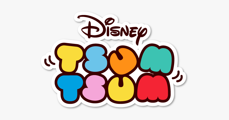Disney Tsum Tsum Character Png, Transparent Clipart