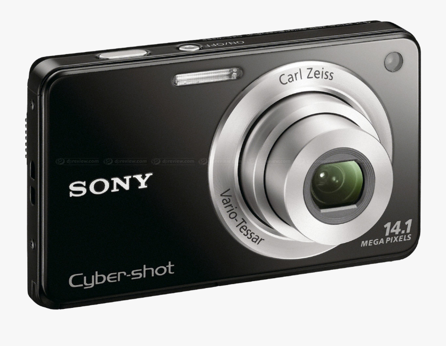 Download Sony Digital Camera Png Clipart - Sony Cyber Shot Dsc W330, Transparent Clipart