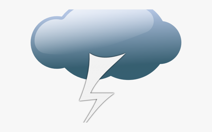 Transparent Harry Potter Lightning Bolt Clipart - Animated Picture Of Thunderstorm, Transparent Clipart