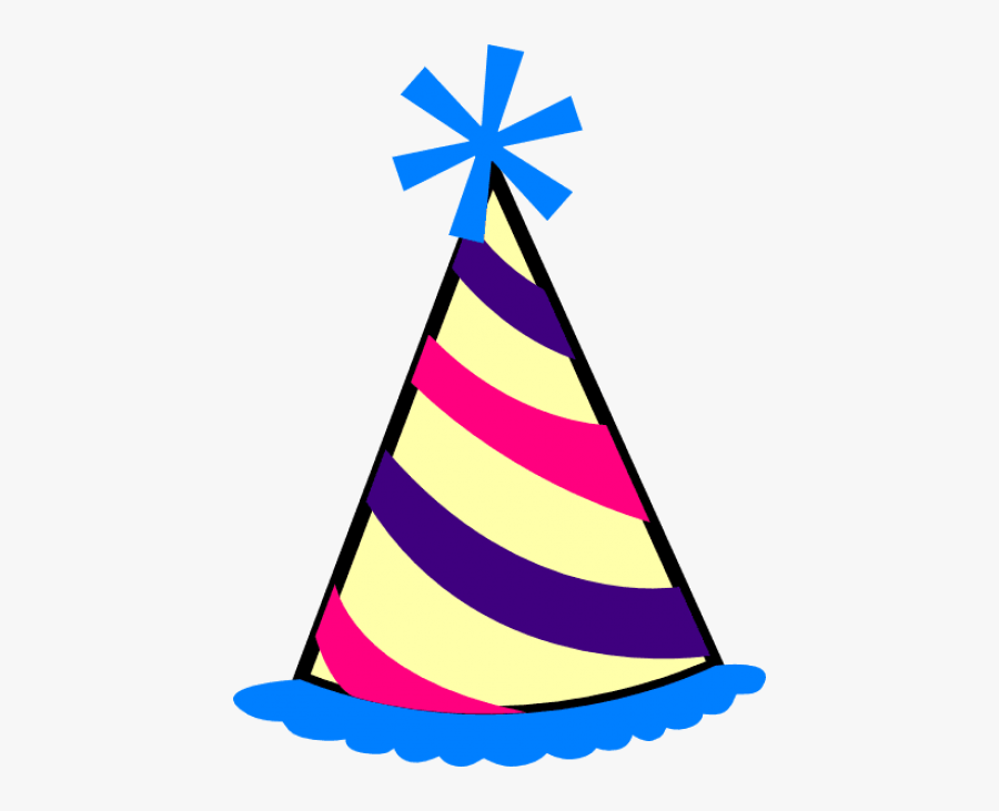 Free Png Download Birthday Hat Png Images Background - Birthday Hat Clipart Transparent, Transparent Clipart