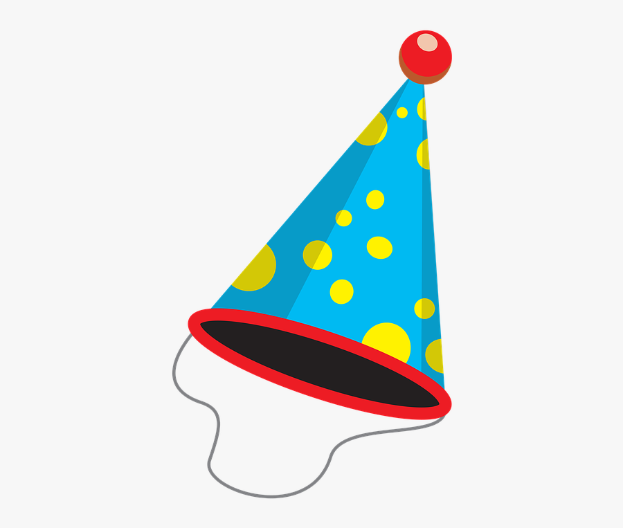 Party-hat - Birthday Celebrations Png, Transparent Clipart