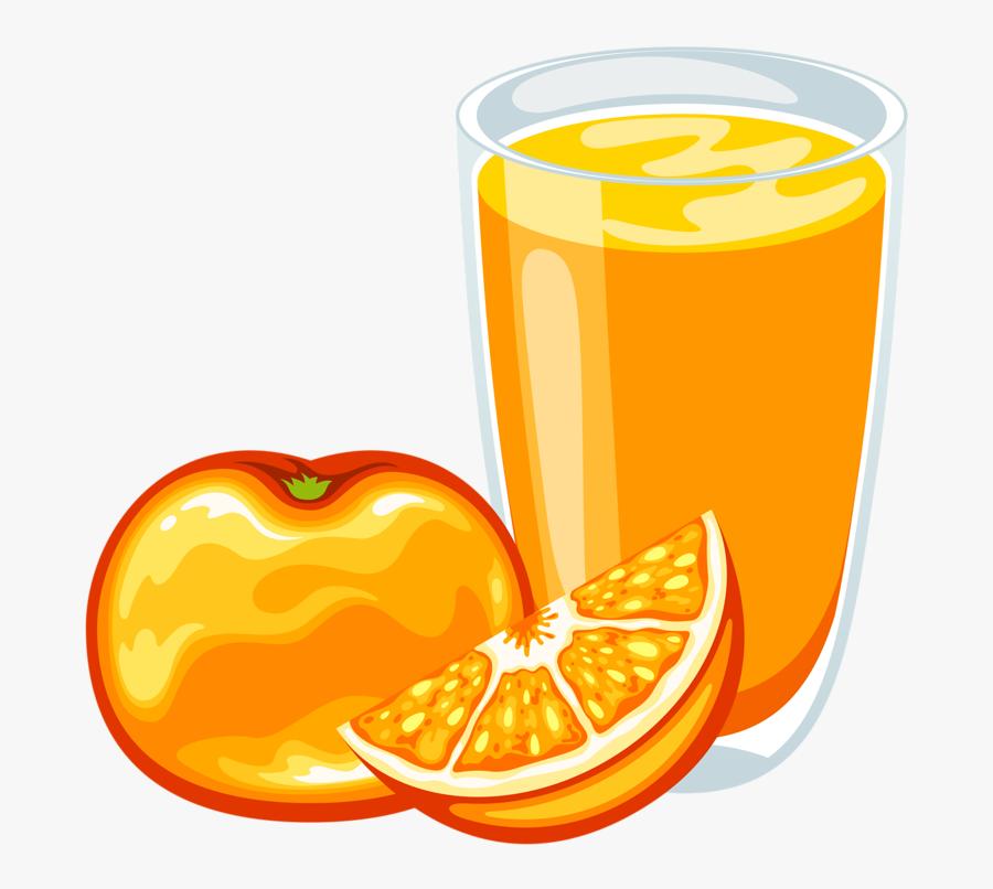 Transparent Apple Juice Clipart - Fruit Juice Cartoon Png, Transparent Clipart