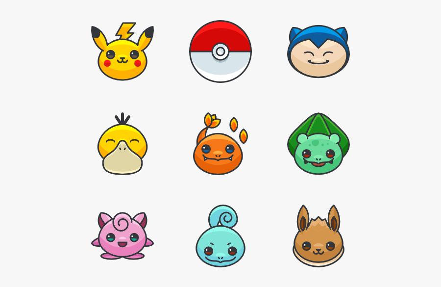 Pokemon Go - Transparent Pokemon Go Icon, Transparent Clipart
