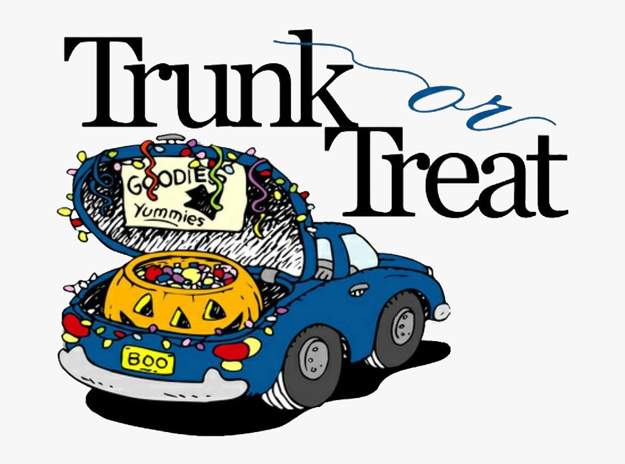 Showin - Trunk Or Treat, Transparent Clipart