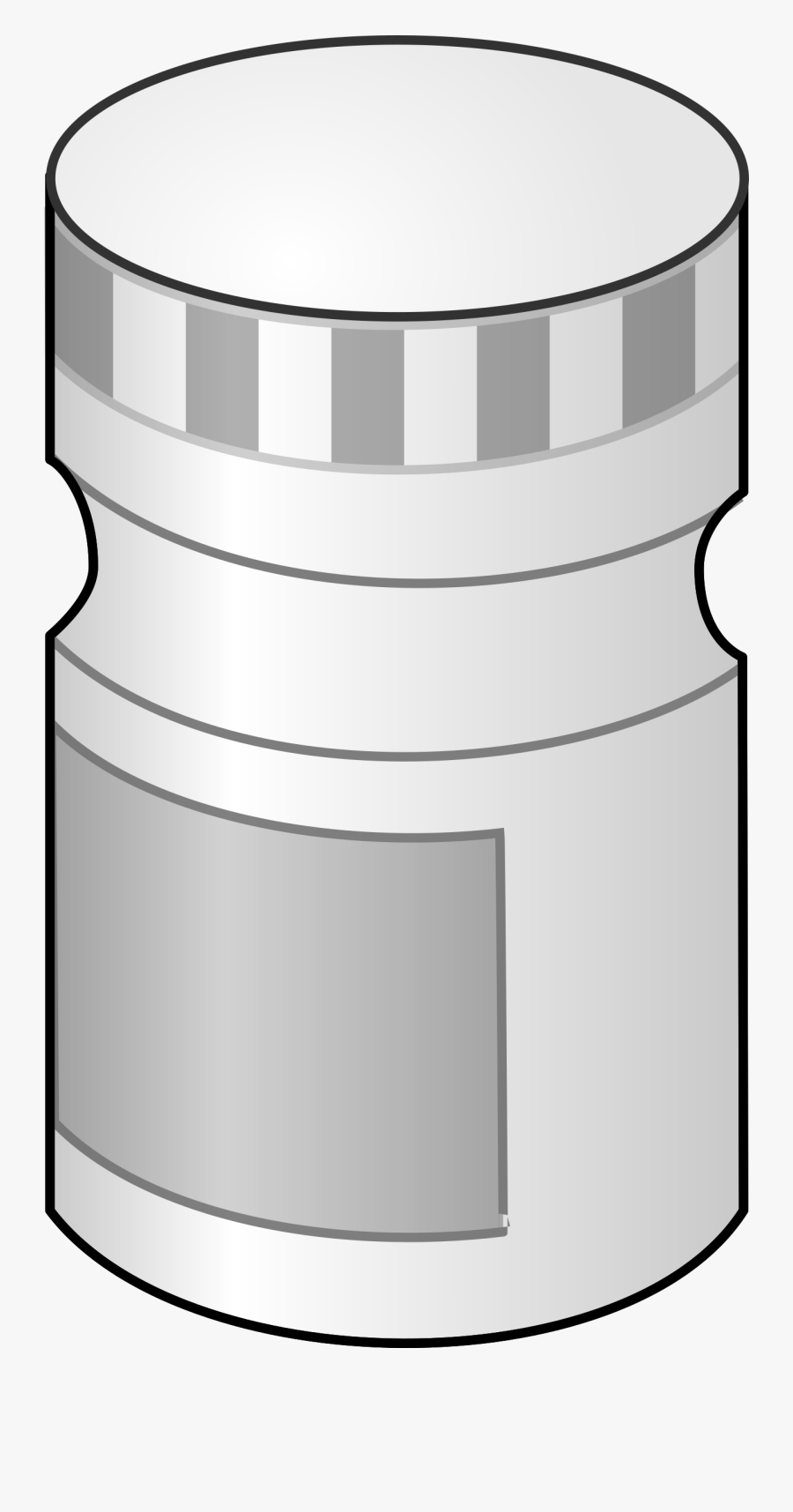 Gambar Animasi Obat Hitam Putih Free Transparent Clipart