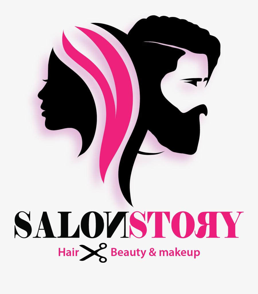 Top Mens Beauty Salon In Gurgaon Salon Story Logo Unisex Beauty Salon Free Transparent Clipart Clipartkey