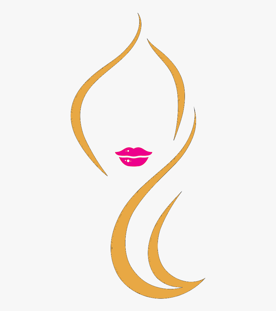 hair extensions clipart