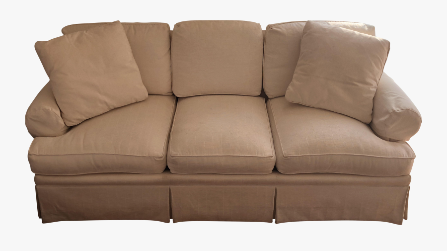 Clip Art Picture Of A Couch - Studio Couch, Transparent Clipart