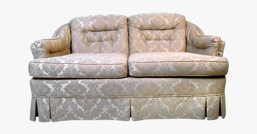 Loveseat Png Download - Studio Couch, Transparent Clipart