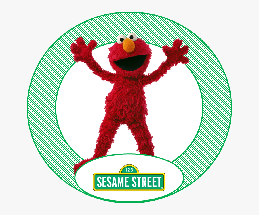 Sesame Street In Green Free Printable Kit Elmo Png Free