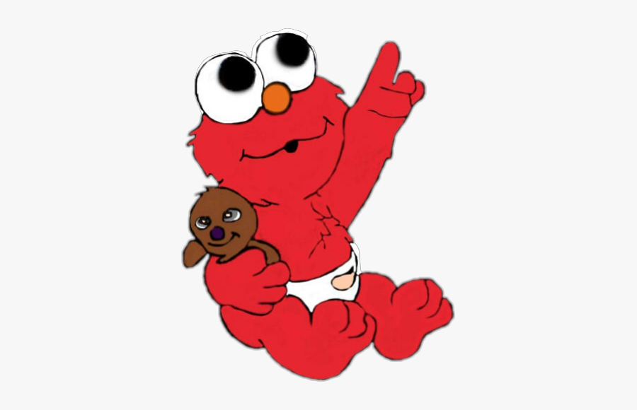 Elmo Baby Elmo Drawing Free Transparent Clipart Clipartkey