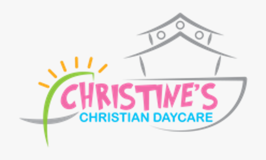 "Christine""s Christian Day Care - Graphic Design, Transparent Clipart"