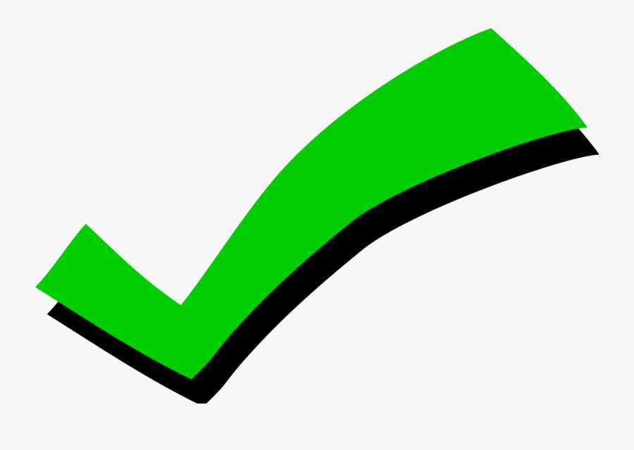 Checkbox Clipart - Green Check Box Gif, Transparent Clipart